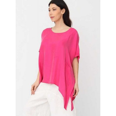 Bella Blue Fushia Top