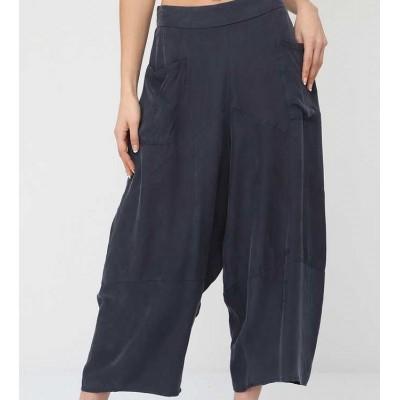 Bella Blue navy trousers