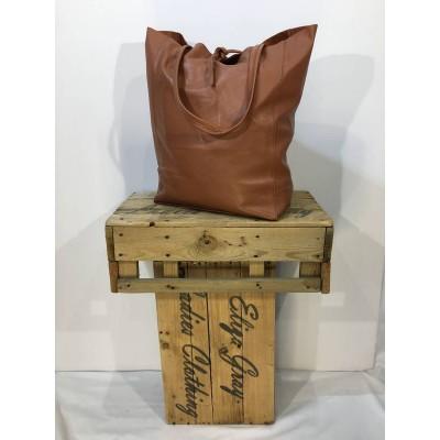 Leather Bag Tan