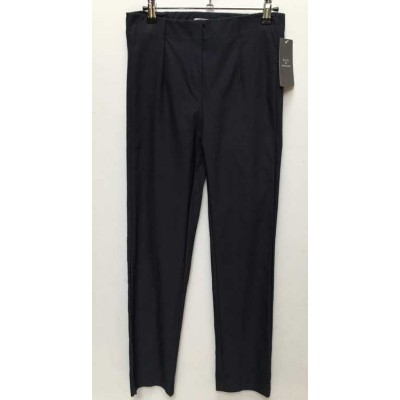 D.E.C.K. by DECOLLAGE  Full length Trousers - Navy