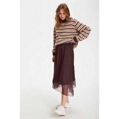 Saint Tropez Skirt -Purple